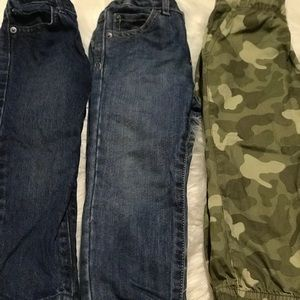 3 pair of Children's Place Jeans